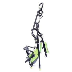Maquina Abdominal+ Bicicleta+ Pistón 12 Nivl +Twister+Ligas