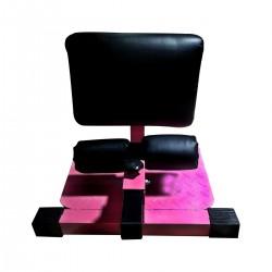 Maquina para sentadilla Sissy Nacional - Rosa