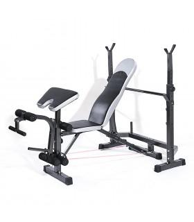 Banca Para Pecho Sport Fitness cs 000159-Negro