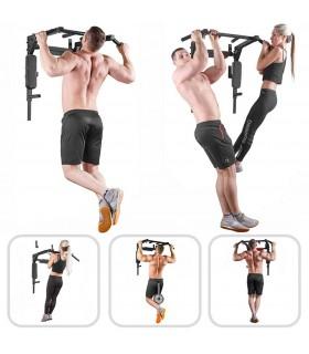 Sport Fitness - Barra /Ejercicios Calistenia, Paralelas Importada