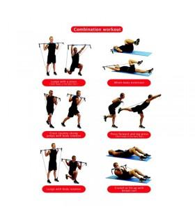 Stick Gym - Barra para ejercicios